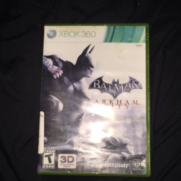 Xbox 360 Other - Batman Arkhanm City
